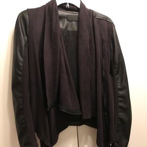 BlankNYC Draped Jacket